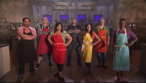 Halloween Baking Championship Super Tease