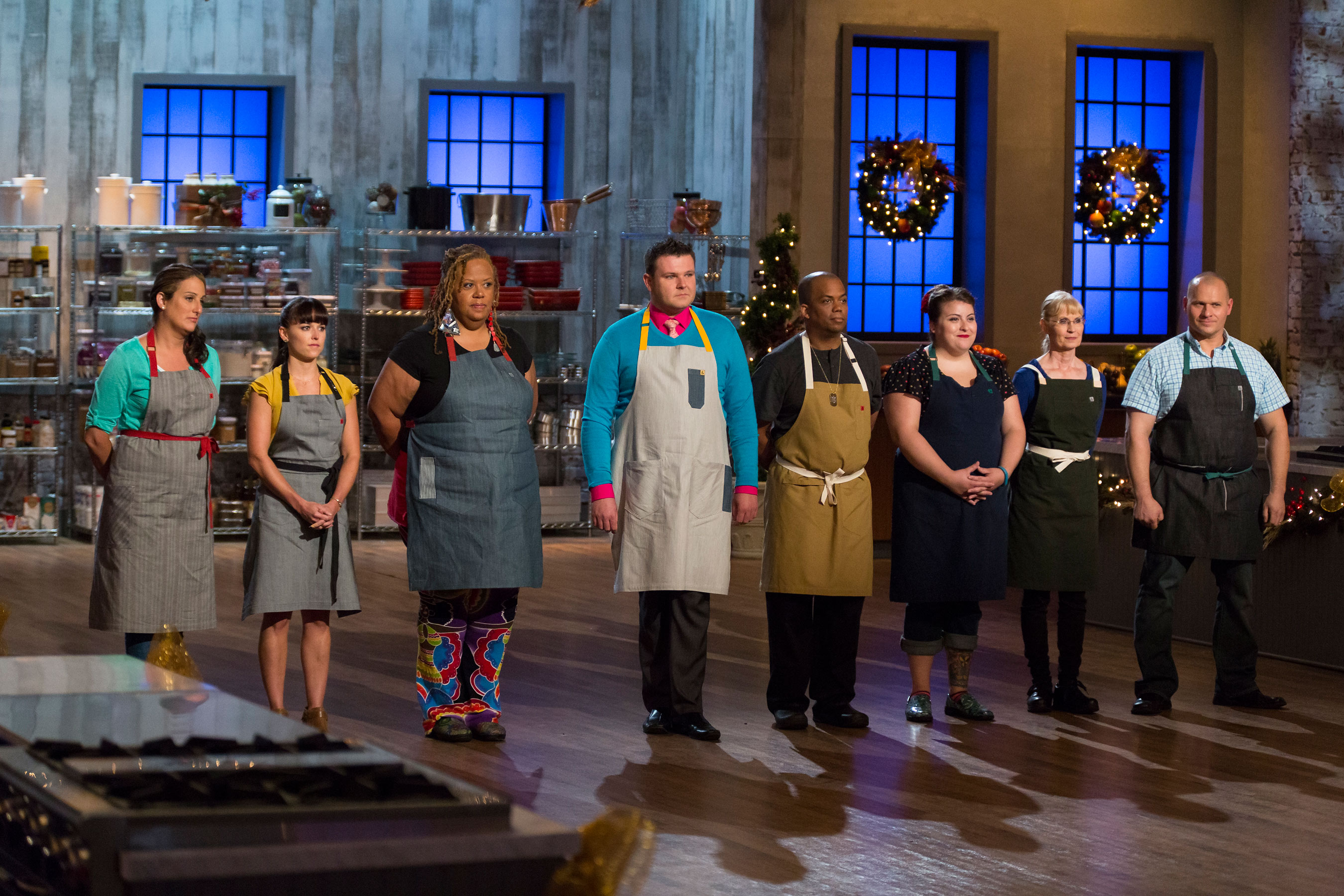 Food Network Holiday Baking Championship Contestants