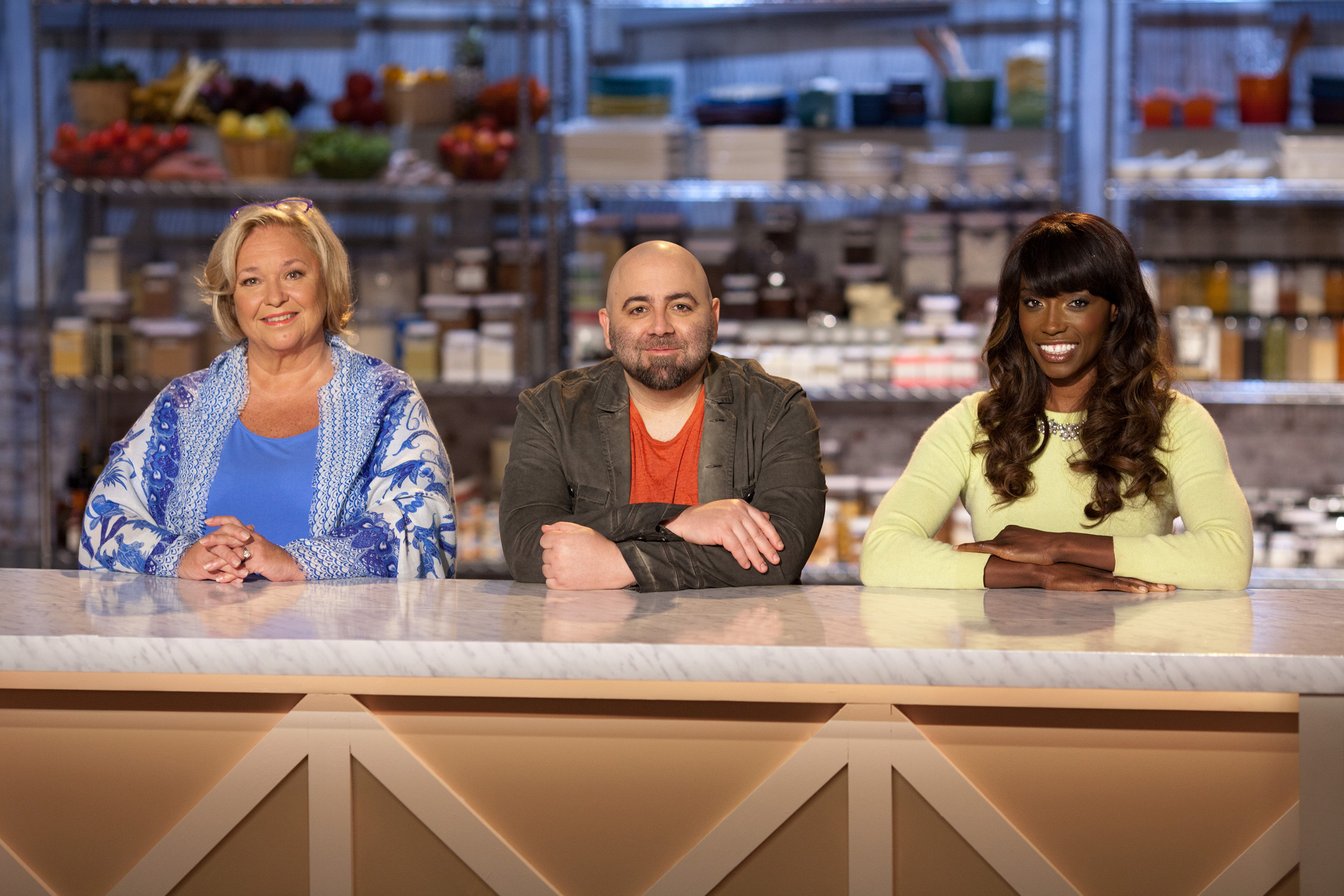 Food Network Gets Sugarcoated with New Series Spring Baking