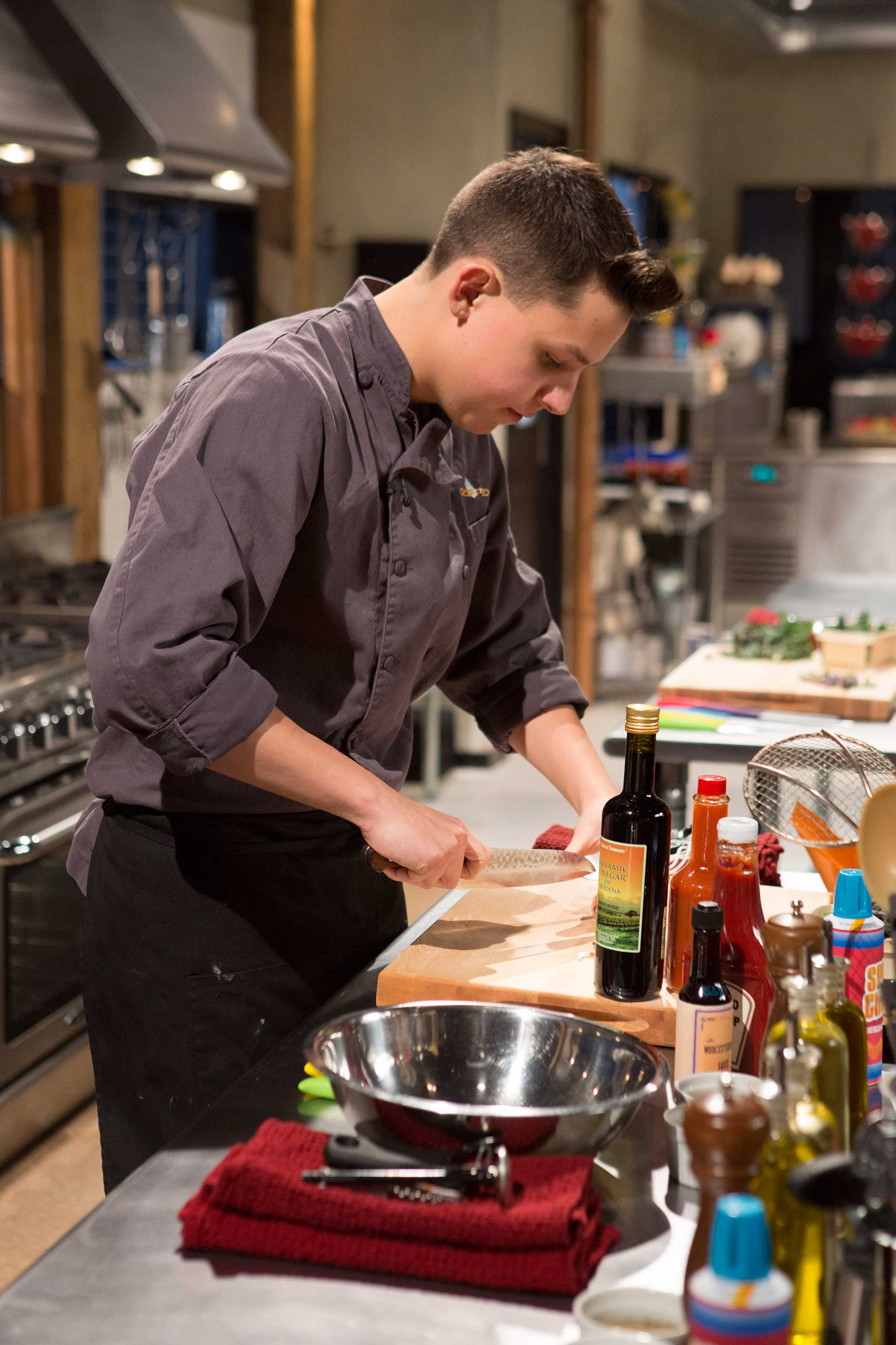 Chopped Food Network food network heats up this summer with new seasons of chopped