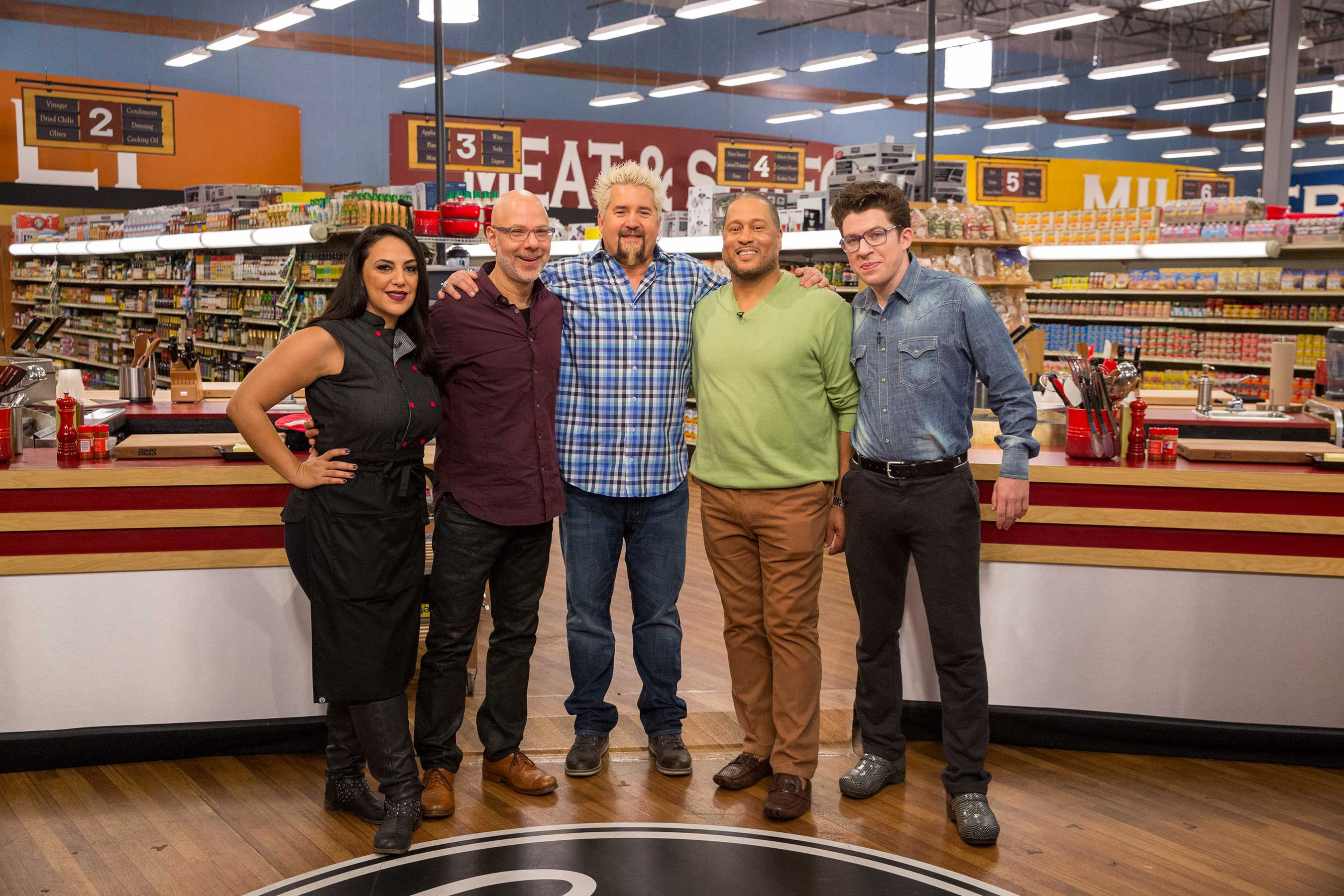 Guys grocery game