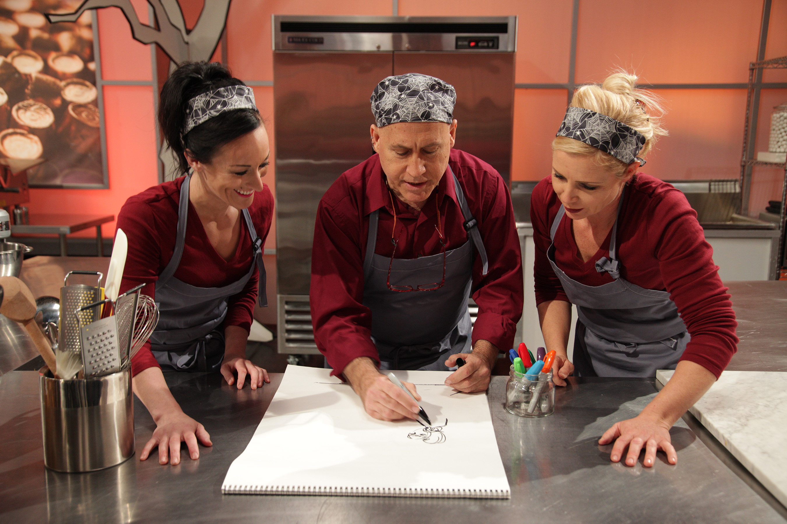 FOOD NETWORK S HALLOWEEN WARS IS BACK IN AN ALL NEW ...