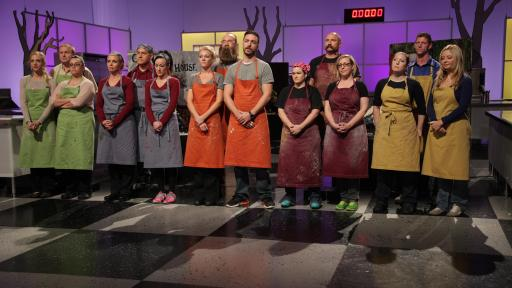Food Network S Halloween Wars Is Back In An All New