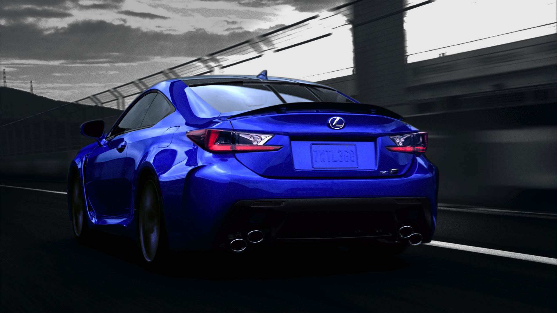 Lexus Shatters Limits With First Ever Rc Coupe And Rc F Performance