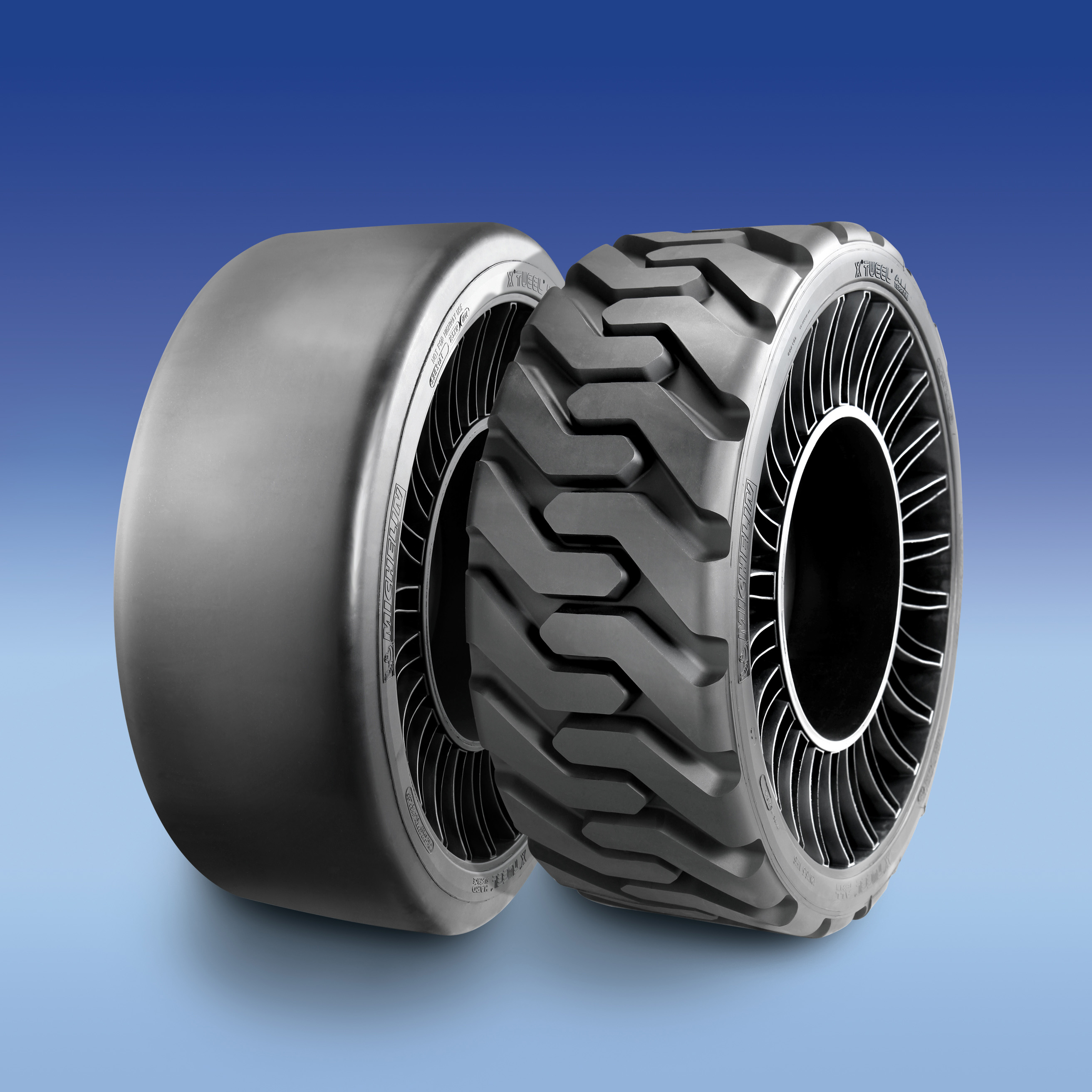 Michelin tweel technologies expands line up of skid steer airless radials