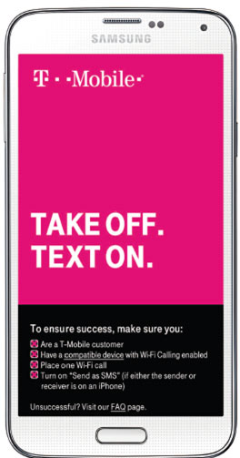 Gogo and T-Mobile Team Up to Deliver Free In-flight Texting
