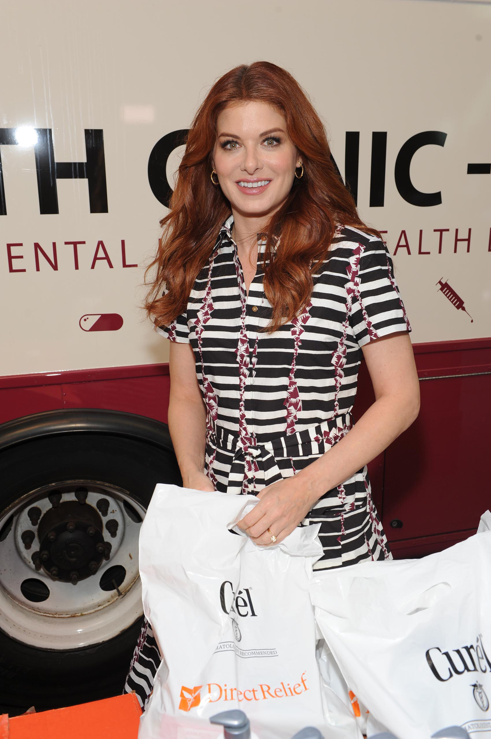 DEBRA MESSING TEAMS UP WITH CURÉL® SKINCARE TO SUPPORT DIRECT RELIEF®