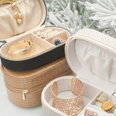 Keep jewelry safe and organized this season