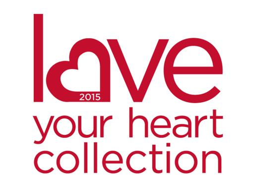 JTV's Love Your Heart collection is a way to show your support for the Go Red For Women® movement.
