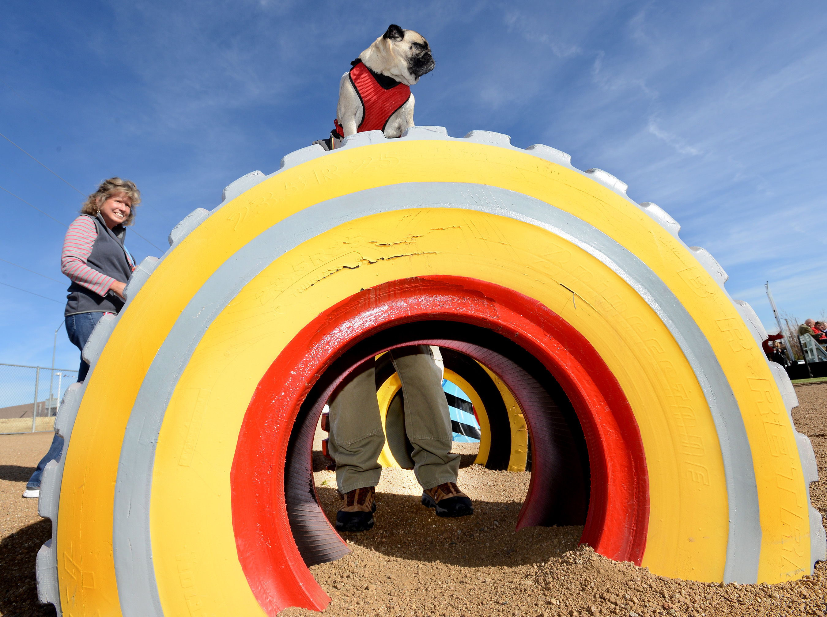 1 Million Dollar Fire Truck >> BENEFUL® UNVEILS FOURTH $500,000 DREAM DOG PARK RENOVATION IN PRESCOTT, ARIZONA