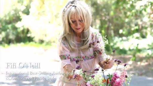 FIFI O'NEILL PRAIRIE STYLE + NEW BOOK RELEASE