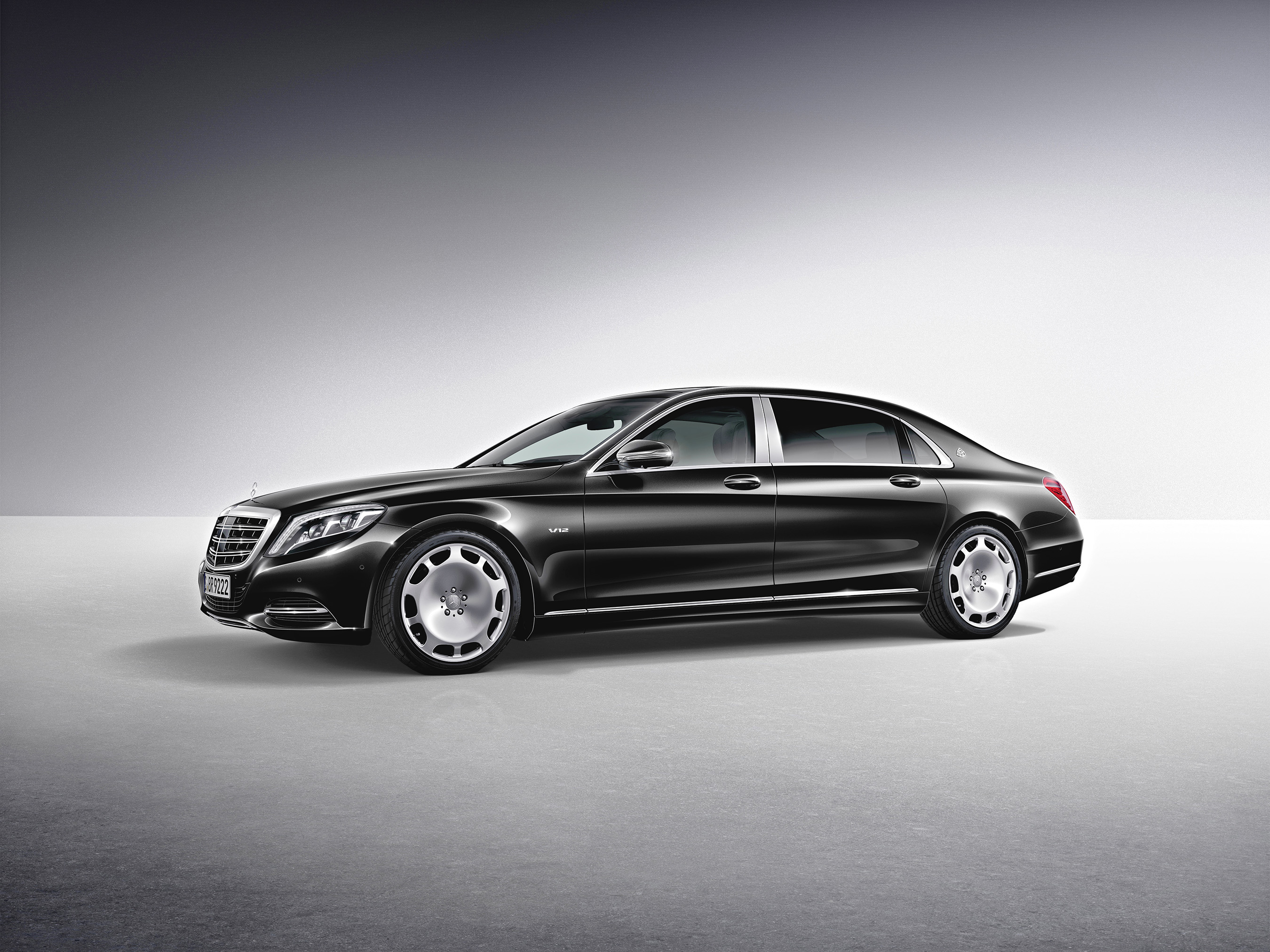 2016 Mercedes Maybach S-Class