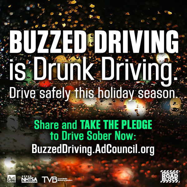 TVB, NHTSA & Ad Council Partner to Prevent Drunk Driving Fatalities During the Holidays
