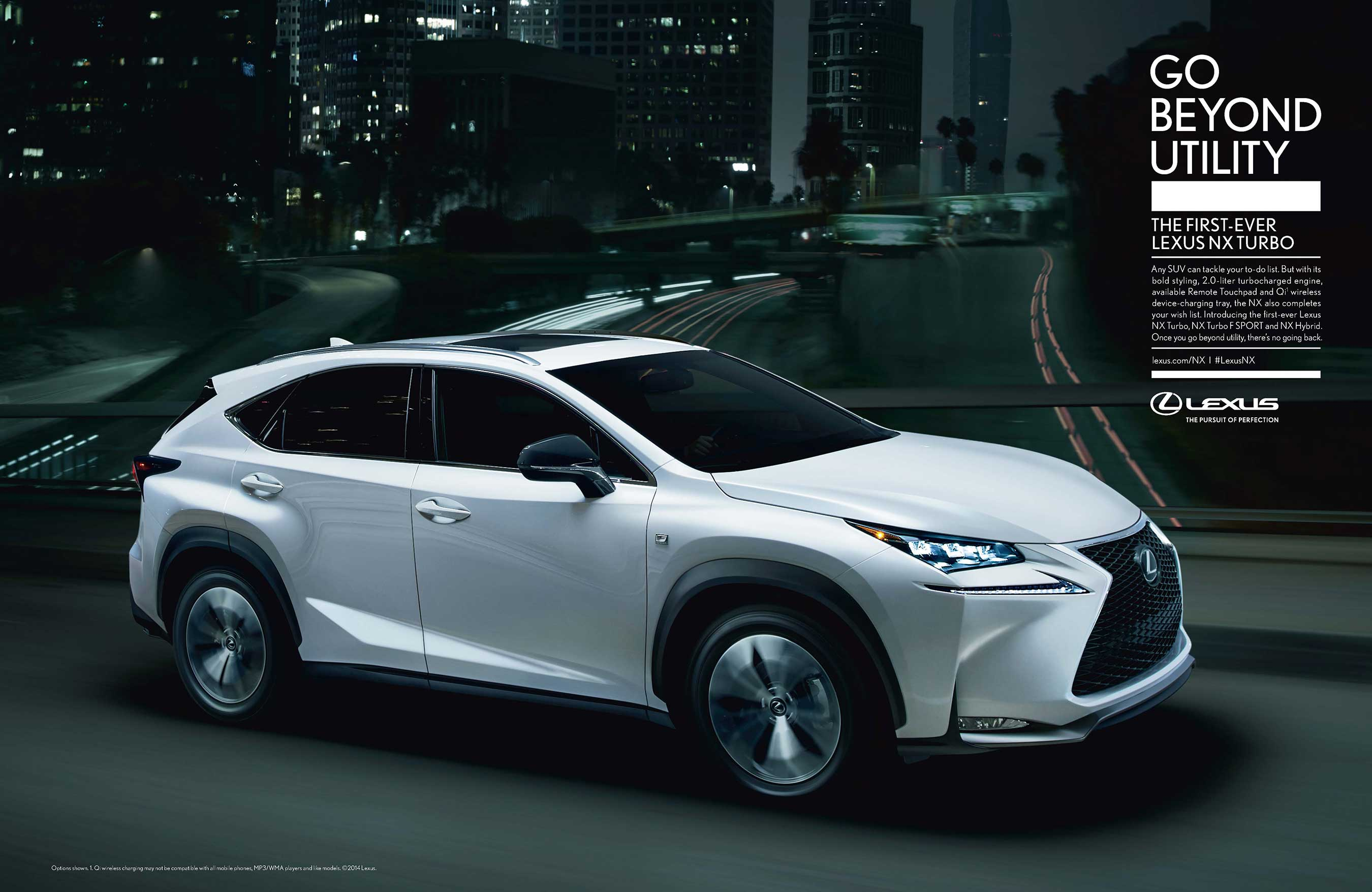 Lexus Nx Hybrid >> Lexus Goes Beyond Utility With First-Ever NX Crossover