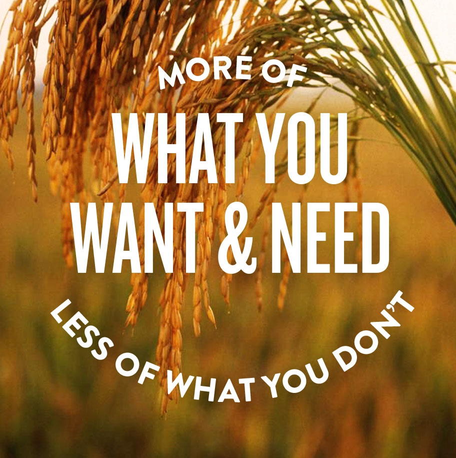 Kellogg's Provides More Of What You Want, Less Of What You Don't