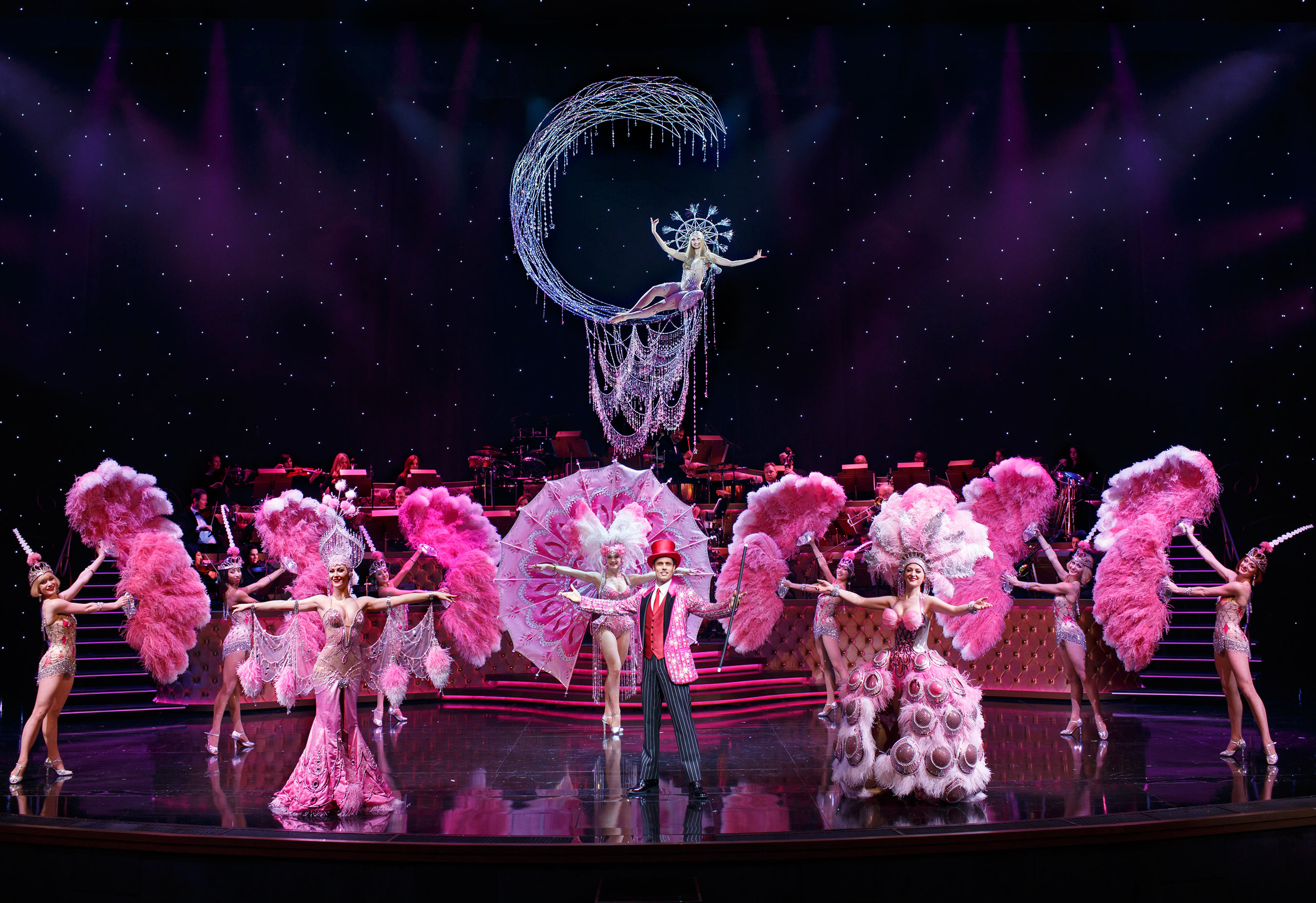 """Razzle Dazzle"" from Chicago the Musical as featured in Steve Wynn's ShowStoppers"