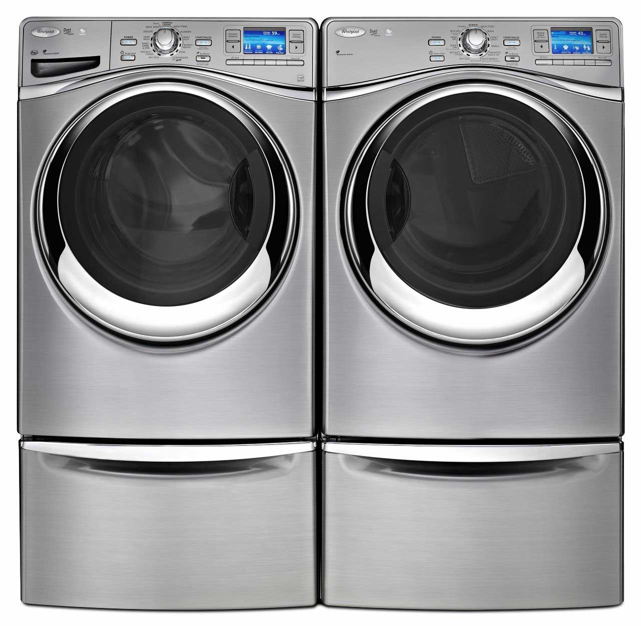 B C Washer ~ Whirlpool brand imagines smart homes with a conscience at