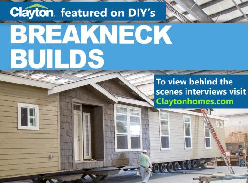 Clayton Partners with Breakneck Builds