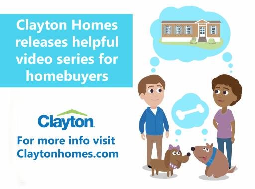 Learn About the Homebuying Process with Clayton