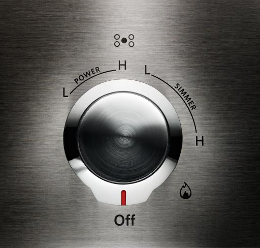 KitchenAid Multi-Finish Knob