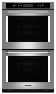 KitchenAid Double Wall Oven