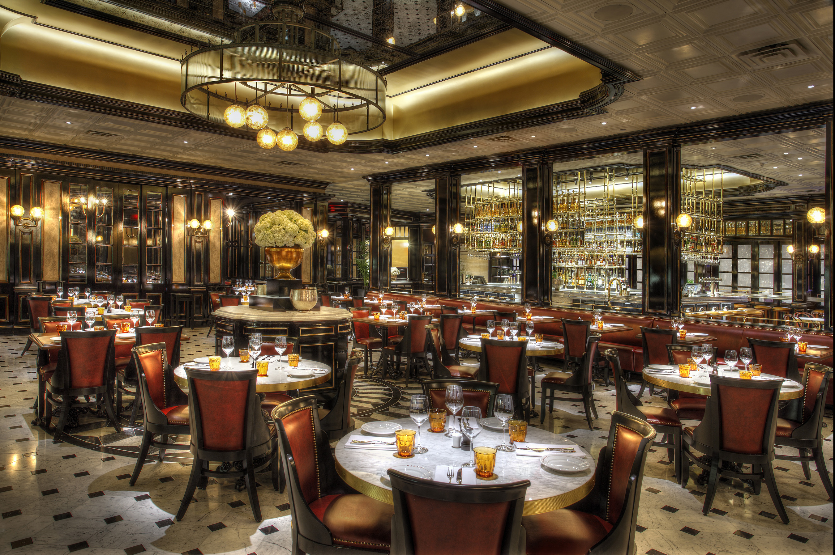 Open Bardot Brerie At Aria Entices Las Vegas With Haute Parisian Cuisine