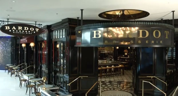 Open Bardot Brasserie At Aria Entices Las Vegas With