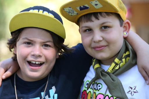 (OLD2)Camp Journey in Washington helping kids with cancer