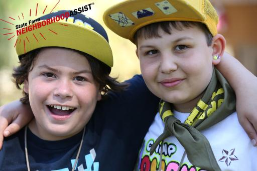 Camp Journey in Washington helping kids with cancer