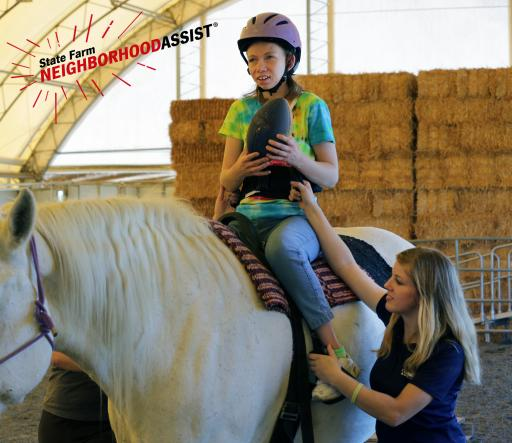 TROTR in California providing horse therapy to kids