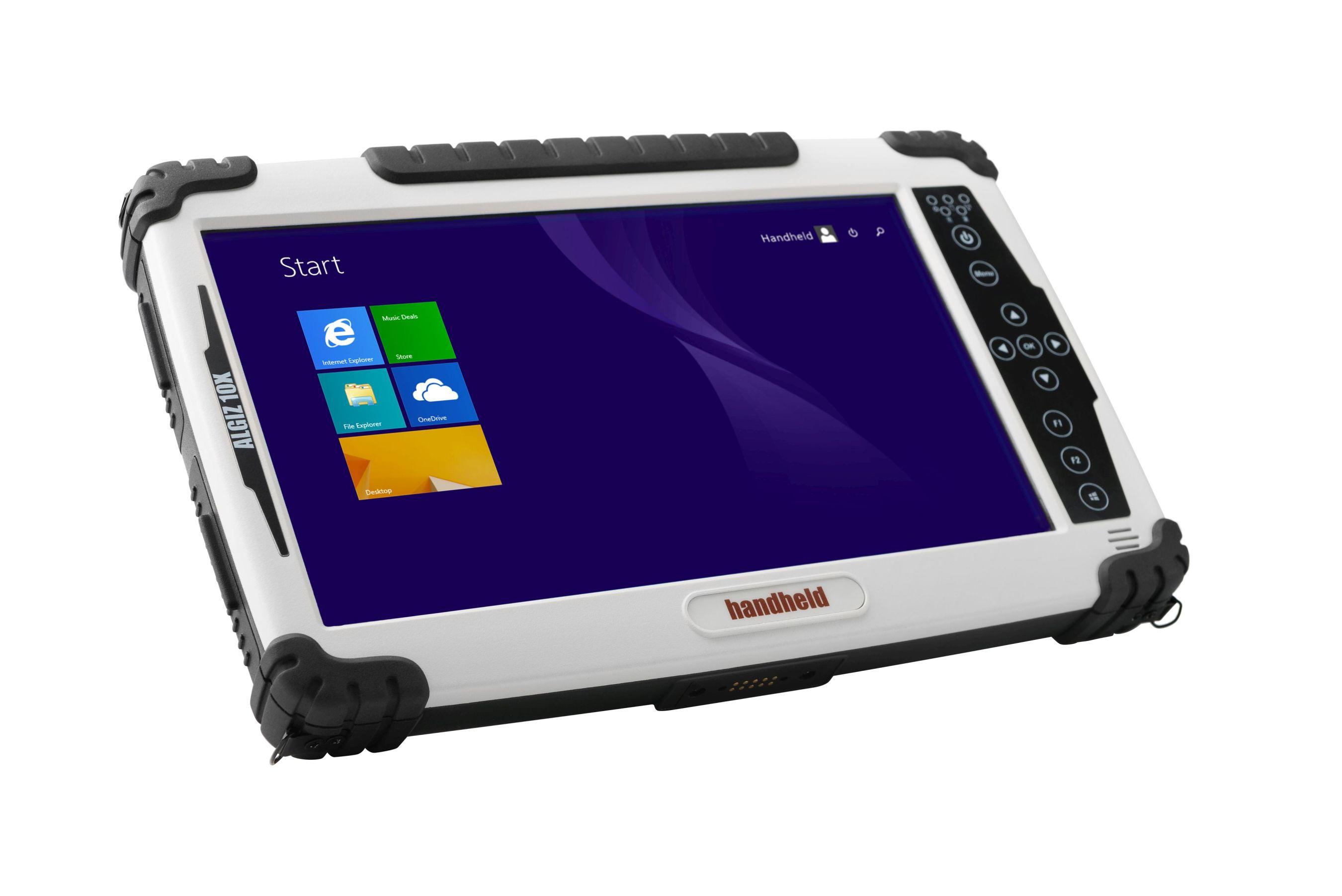 Handheld Announces Major Upgrade To Algiz 10x Rugged Tablet