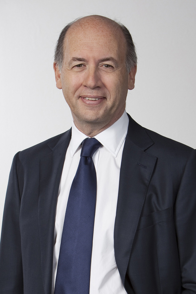 Serge Weinberg, Chairman of the Board of Directors and Interim CEO