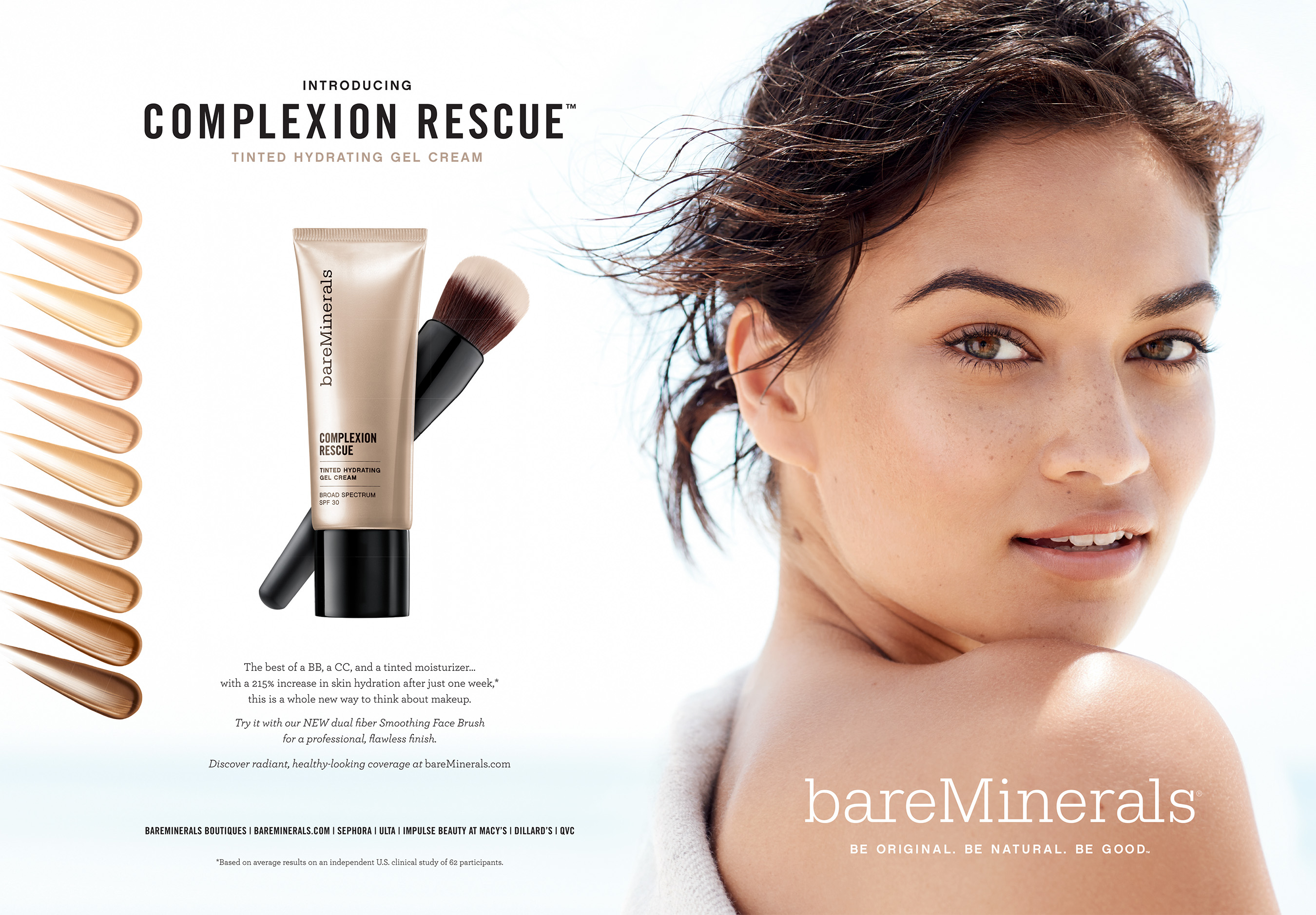 bareMinerals® Complexion Rescue:™ The Best of a BB, a CC ...