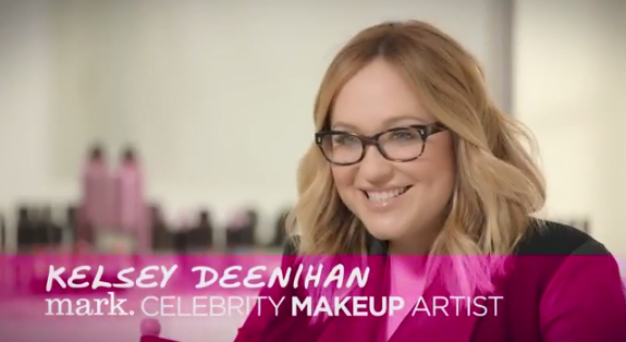 Introducing mark. Celebrity Makeup Artist Kelsey Deenihan.
