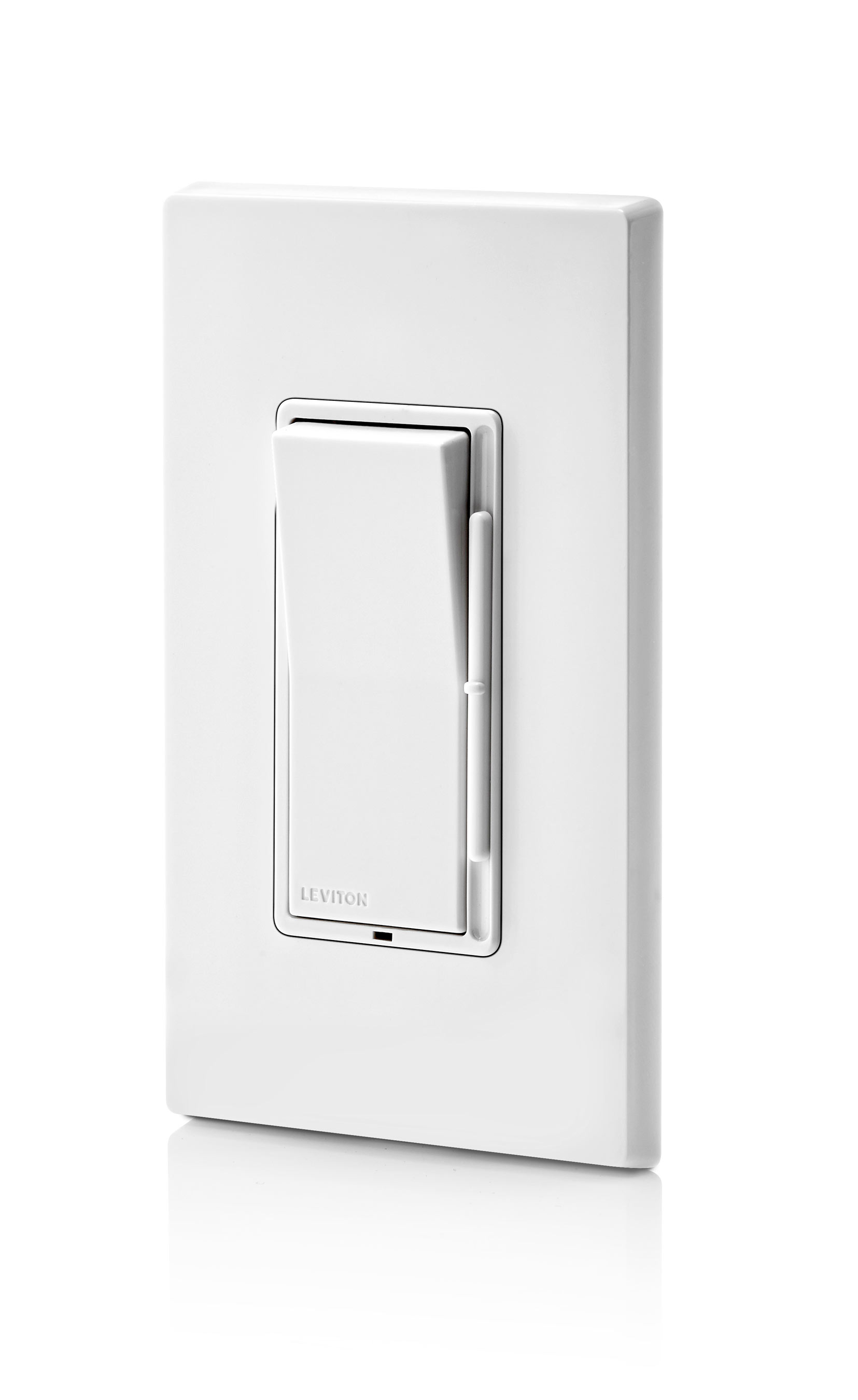 Leviton Expands Decora® Product Offering with Rocker Slide Controls