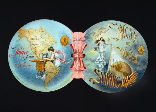 Singer advertisement 1901