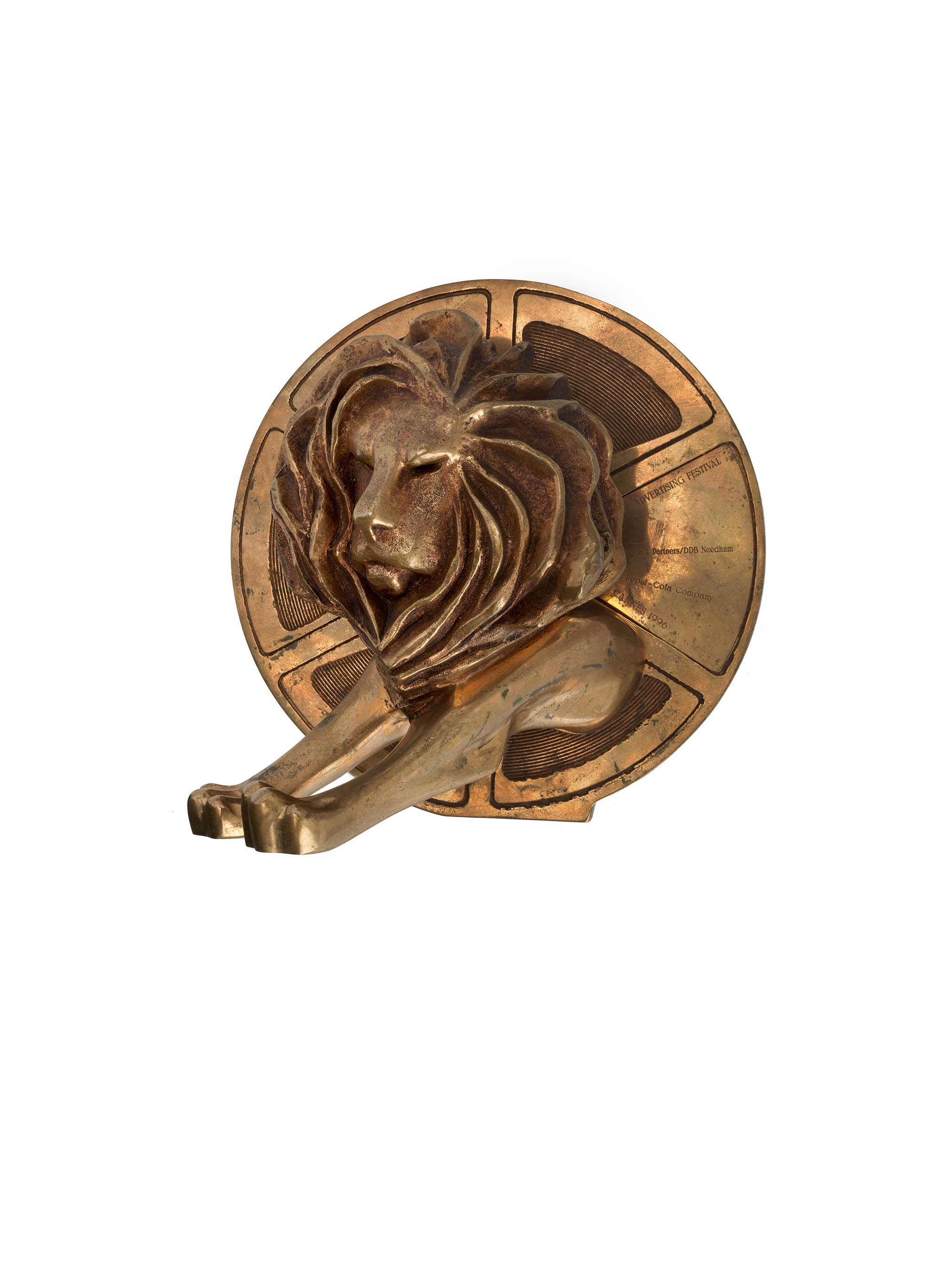 Dieste Inc., first Cannes Lion awarded to a U.S. Hispanic firm in 1996