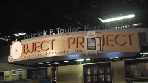 Object Project B-roll