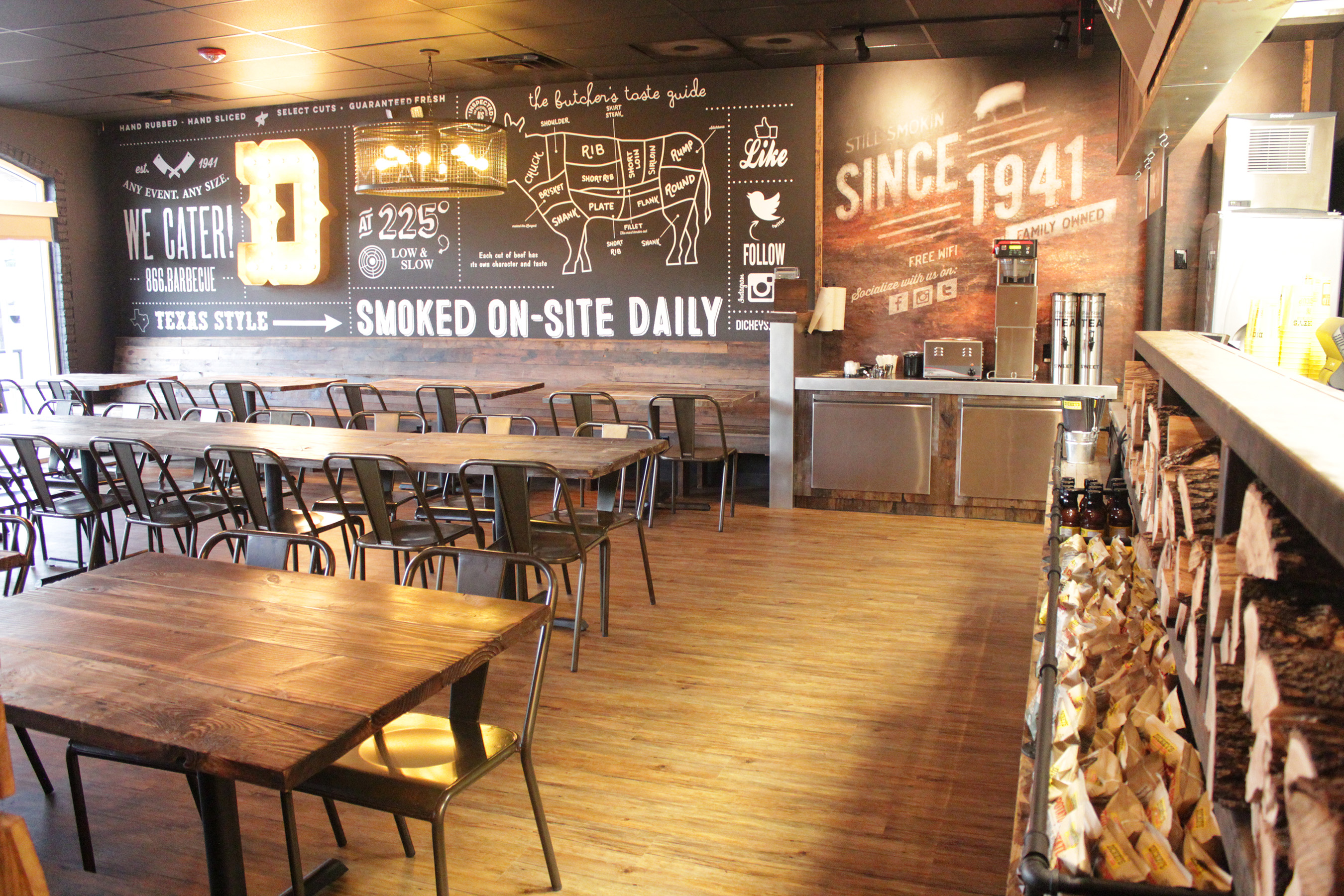 Ey S Barbecue Pit Unveils The Next Generation Of Traditional