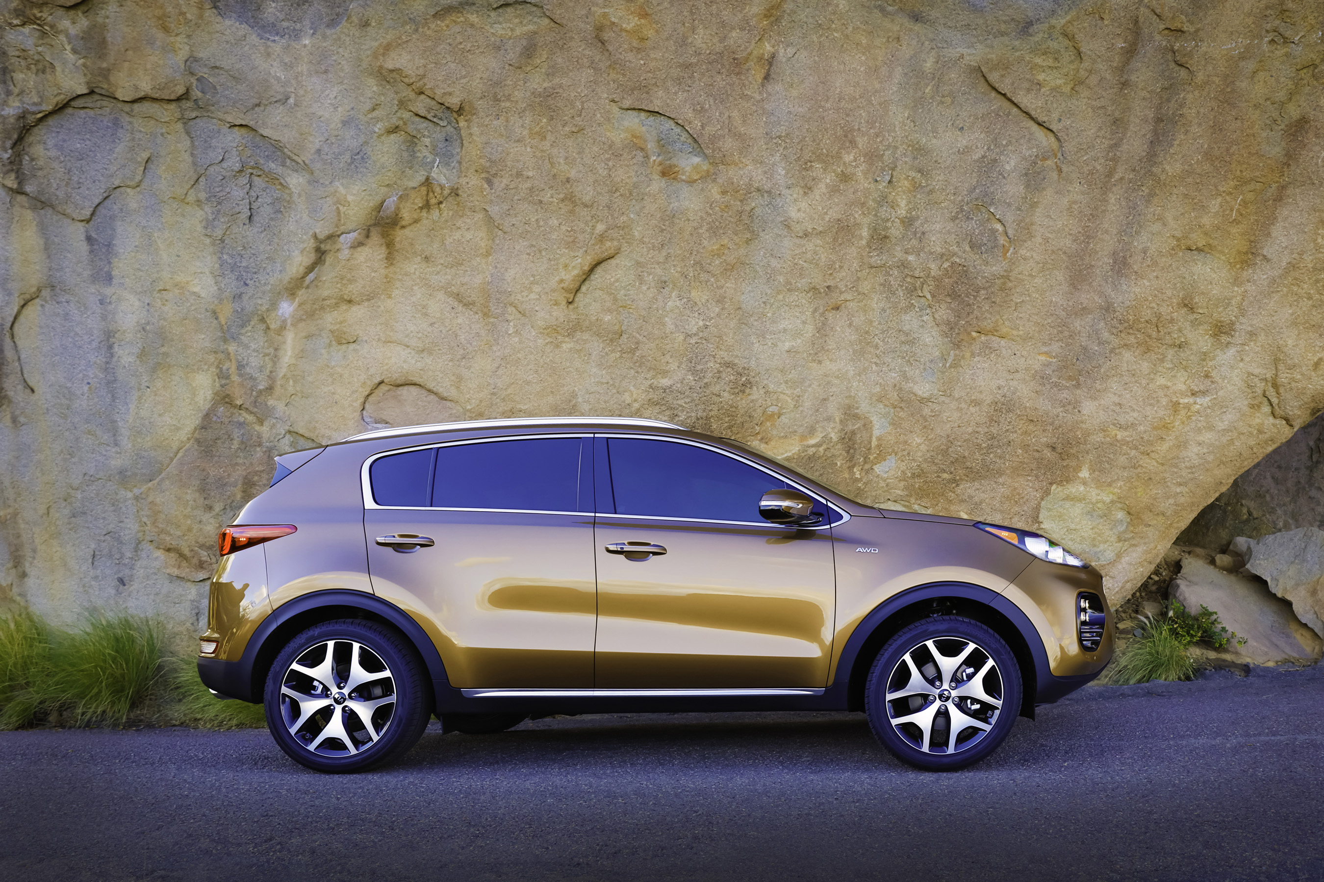 All-new 2017 Kia Sportage wraps stunning contemporary design around a structure that is both stiffer and more spacious.