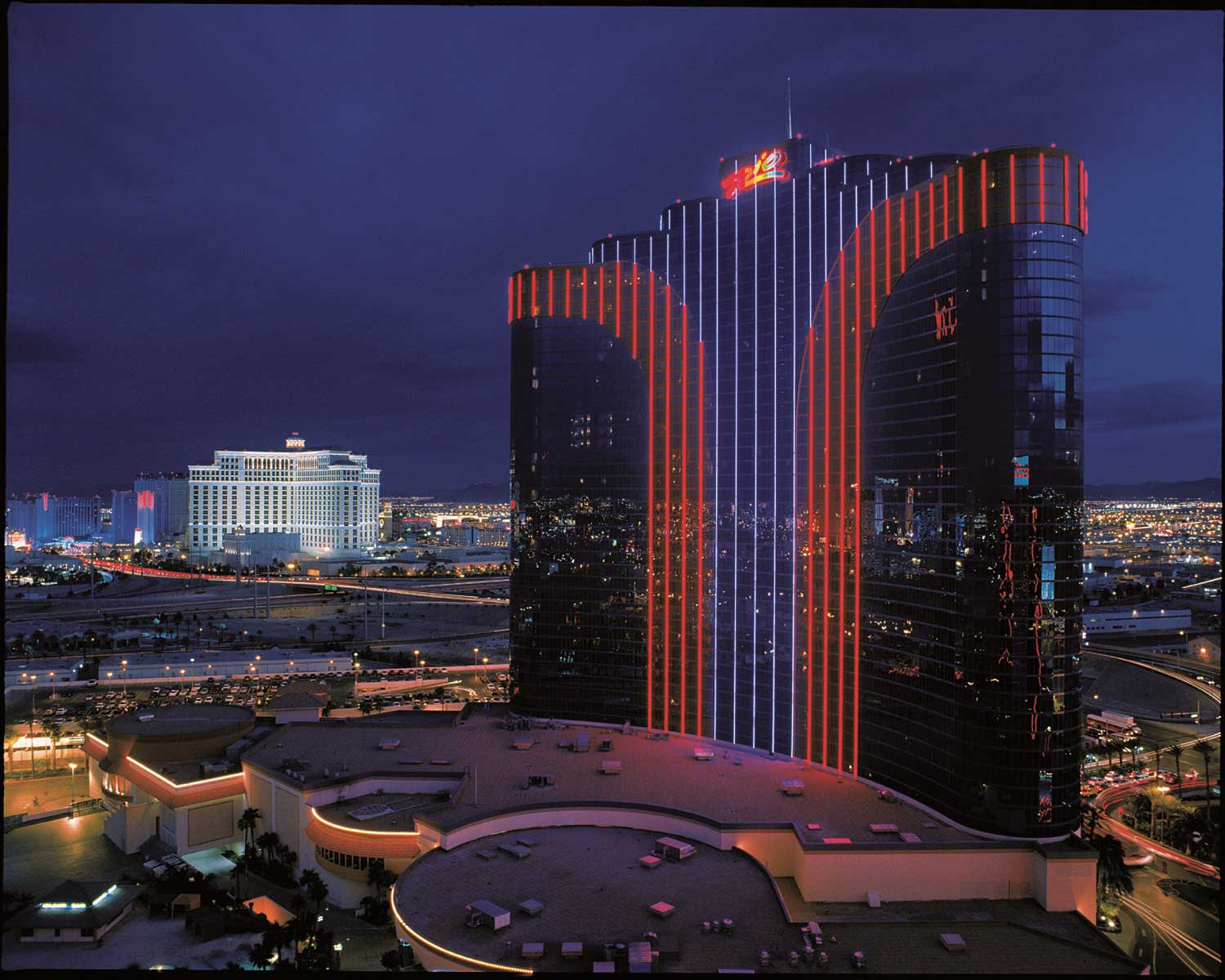 The Rio All-Suite Hotel & Casino, courtesy of Caesars Entertainment. Home of The Duck Commander Family Musical