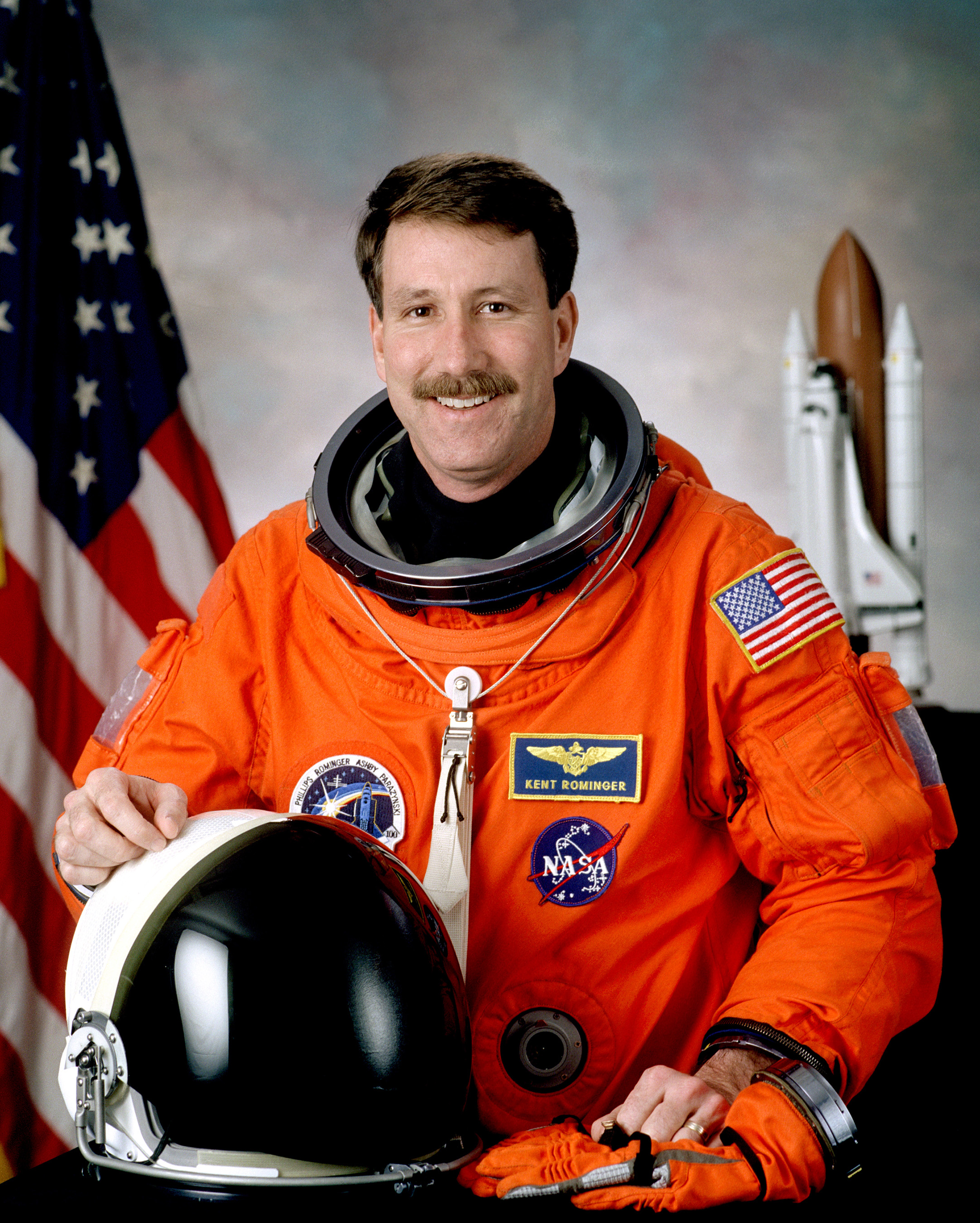astronaut hall of fame members - photo #30