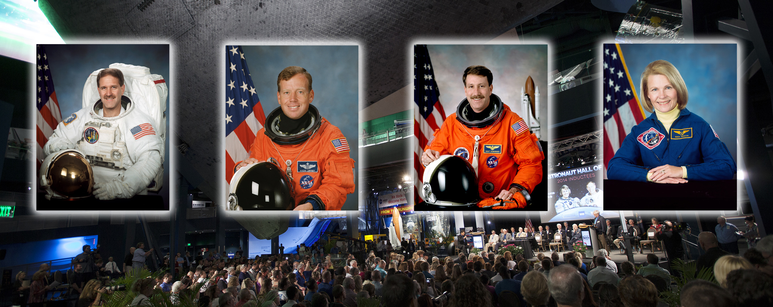 astronaut hall of fame members - photo #7