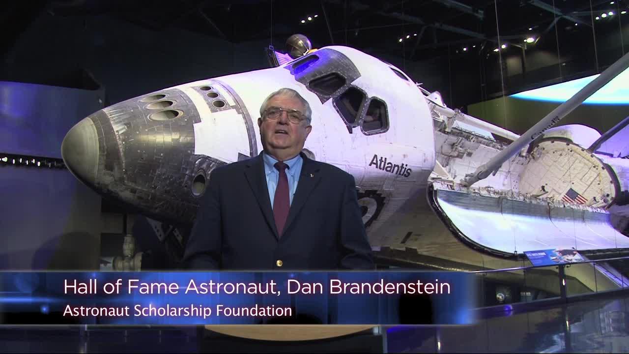 astronaut hall of fame members -#main