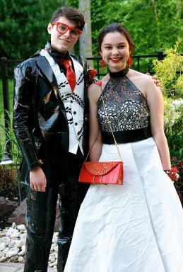 2015 Stuck at Prom Top 10 Finalist Couple, Margot and Jordan – Princeton, New Jersey