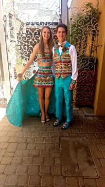 2015 Stuck at Prom Top 10 Finalist Couple, Rosalyn and Sean – Peoria, Arizona