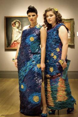 2015 Stuck at Prom Top 10 Finalist Couple, Rebecca and Emily – Ferndale, Michigan