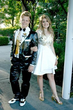 2015 Stuck at Prom Top 10 Finalist Couple, Bekah and Wyatt – American Fork, Utah