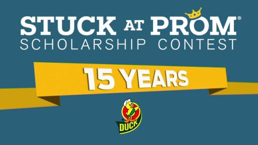 A look back – 15 years of the Stuck at Prom Scholarship Contest