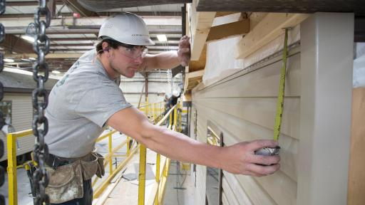 .@ClaytonHomes facility earns international building certification